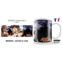 STREET FIGHTER - Mug - Akuma's Lair 154559  Street Fighter