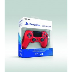 Control Pad Wireless DUALSHOCK 4 Officiel (Red) V2 - PS4 154461  Playstation 4