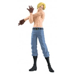ONE PIECE - Body Calendar Vol 3 - Sabo Version A - 17cm 154311  One Piece