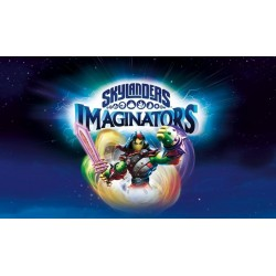 SKYLANDERS IMAGINATORS - Box 6 Crystal Tri Pack Wave 3