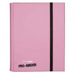 ULTRA PRO - Pro-Binder - 9 Pocket Portfolio - 360 Cards - Pink 154100  Ultra Pro Pockets