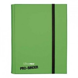ULTRA PRO - Pro-Binder - 9 Pocket Portfolio - 360 Cards - Light Green 154098  Ultra Pro Pockets