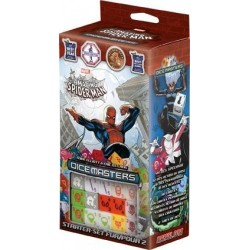 SPIDERMAN - Dice Masters - Starter 153963  Dragon Ball