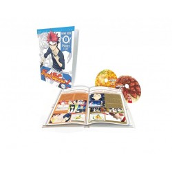 FOOD WARS - Saison 1 - Coffret Blu-Ray