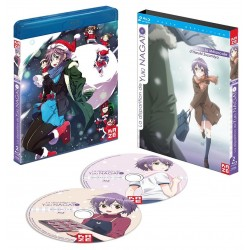 LA DISPARITION DE YUKI NAGATO - Integrale - Coffret Blu-Ray
