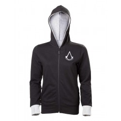 ASSASSIN'S CREED MOVIE - Sweat Find Your Past Hoodies GIRL (XL)