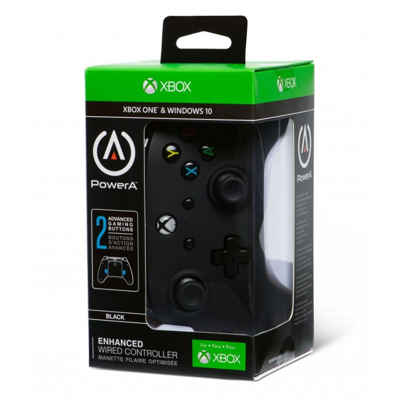 POWER A - Wired Controller Black