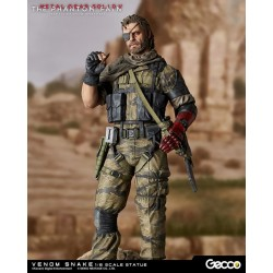 METAL GEAR SOLID - The Phantom Pain - Venom Snake - 30cm 153427  Figurines