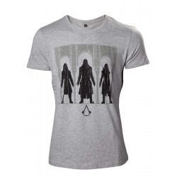 ASSASSIN'S CREED MOVIE- T-Shirt Group of Assassin's (XL) 153389  T-Shirts