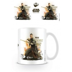 STAR WARS ROGUE ONE - Mug - 300 ml - Chirrut Profile 153378  Drinkbekers - Mugs