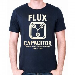 BACK TO THE FUTURE - T-Shirt Flux Capacitor (XXL) 153322  Alles