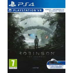 Robinson : The Journey (Playstation VR ) 153124  Playstation 4
