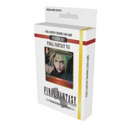 FINAL FANTASY JCC - Starter Set FFVII - pce 153045  Trading Cards