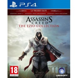 Assassin's Creed The Ezio Collection 153025  Playstation 4
