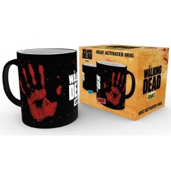 WALKING DEAD - Mug Heat Change 300 ml - Hand Print 152982  Walking Dead