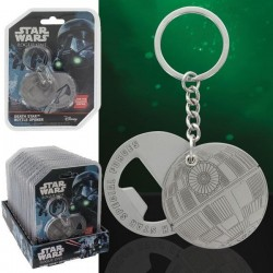 STAR WARS ROGUE ONE - Death Star Bottle Open Keychain 152827  Sleutelhangers
