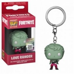 Pocket Pop Keychains : FORTNITE - Love Ranger 169964  Pocket Pop Keychains