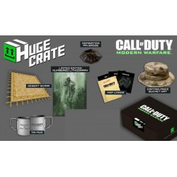 HUGE CRATE - Box Call of Duty Modern Warfare Remastered