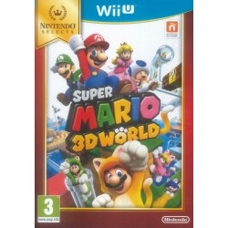 Super Mario 3D World - SELECT