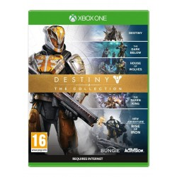 Destiny The Collection 152525  Xbox One