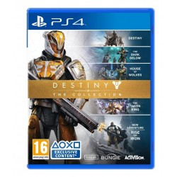 Destiny The Collection 152523  Playstation 4