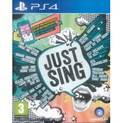 Just Sing 152521  Playstation 4
