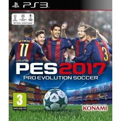 Pro Evolution Soccer 2017 152500  Playstation 3