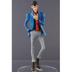 LUPIN THE THIRD - Figurine Masters Piece Collection - Lupin - 26cm