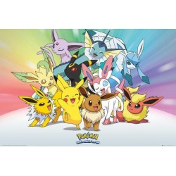 POKEMON - Poster 61X91 - Eve 152389  Posters