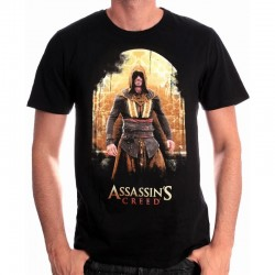 ASSASSIN'S CREED - T-Shirt Callum Lynch (XL) 152234  T-Shirts Assassin's Creed
