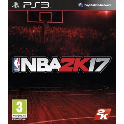 NBA 2K17 152118  Playstation 3