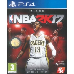 NBA 2K17 152116  Playstation 4