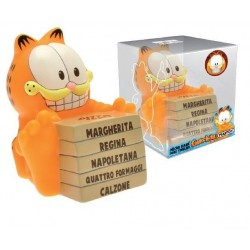 GARFIELD - Mini-Moneybox - Pizza - 10cm 152049  Spaarpotten