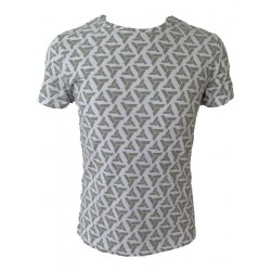 ASSASSINS CREED - T-Shirt All over printe abstergo logo (L) 151893  Alles
