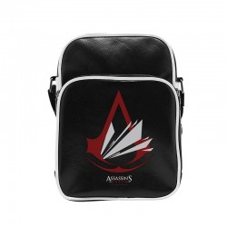 ASSASSIN'S CREED - Messenger Bag Vinyle CREST - Small Size