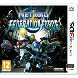 Metroid Federation Force 151861  Nintendo 3DS