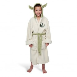 STAR WARS - Bathrobe - Yoda - Enfant - Taille (S)