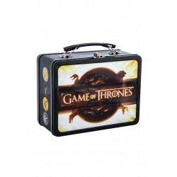 GAME OF THRONES - Metal Lunch Box