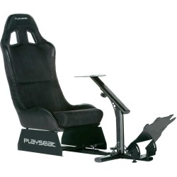 Playseat Evolution Black Alcantara 151725  Game Stoelen