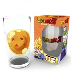 DRAGON BALL - Large Glasses 500ml - Crystal Ball 151693  Glazen