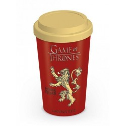 GAME OF THRONES - Travel Mug 340 ml - Lannister House 151682  Game of Thrones