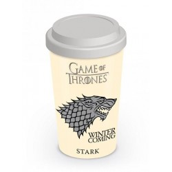 GAME OF THRONES - Koffiebeker to go 340 ml - Stark House