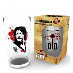WALKING DEAD - Large Glasses 500ml - Daryl