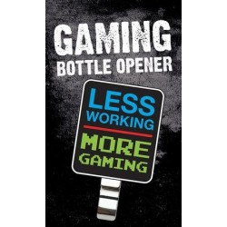 GAMING - Bottle Opener - More Gaming 151676  Gadgets