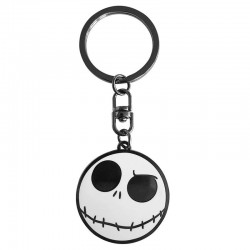 NIGHTMARE BEFORE CHRISTMAS - Metal Keychain - Jack 169893  Sleutelhangers