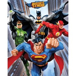DC COMICS - Mini Poster 40X50 - Rise 151618  Dc Comics