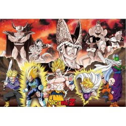 DRAGON BALL - Poster 91X61 - DBZ/Groupe Arc Cell 151540  Posters
