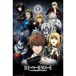 DEATH NOTE - Poster 61X91 - Collage 151472  Posters