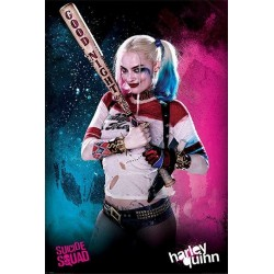SUICIDE SQUAD - Poster 61X91 - Harley Quinn 151437  Posters