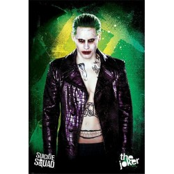 SUICIDE SQUAD - Poster 61X91 - The Joker 151436  Posters